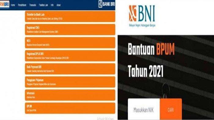 Link Daftar Penerima Banpres BPUM Rp 1,2 Juta Login eform.bri.co.id/bpum atau banpresbpum.id