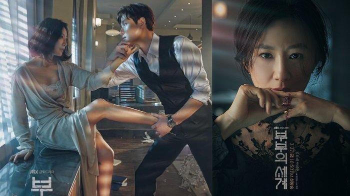 KABAR Baik Bagi Pecinta Drakor,JTBC Akan Tayangkan Siaran Khusus The World of The Married Pekan Ini