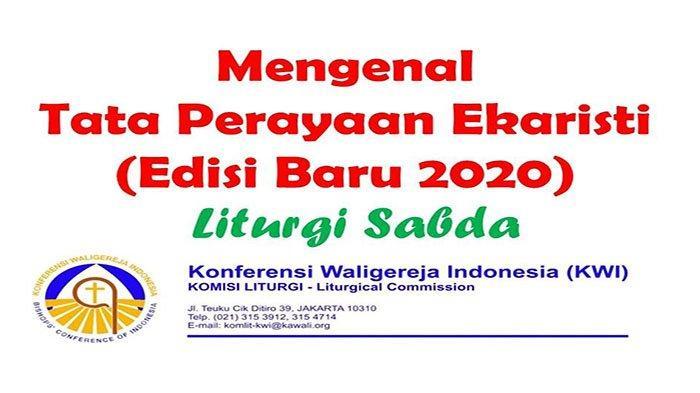 Link Download Tata Perayaan Ekaristi 2020 PDF Lengkap