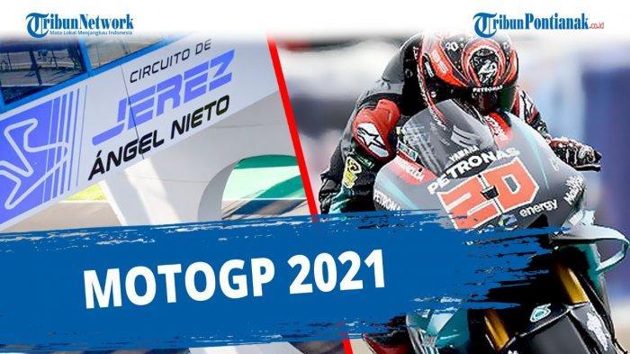 JAM TAYANG MotoGP Hari Ini Live Useetv Trans7, Cek Live Hasil MotoGp Malam Ini Minggu 2 Mei 2021