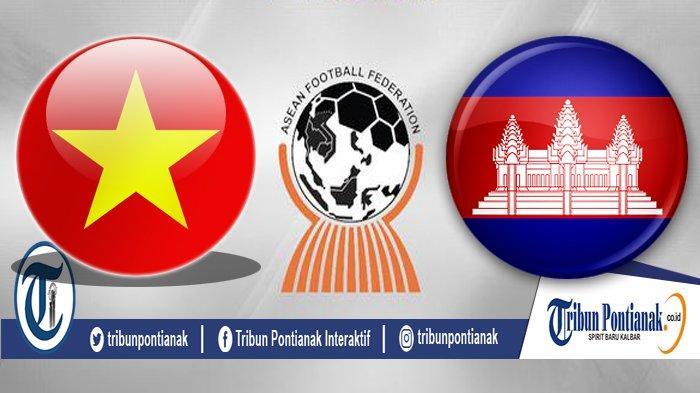 Hasil Akhir Vietnam vs Kamboja, Timnas Vietnam Peringkat Tiga Piala AFF U-22 2019