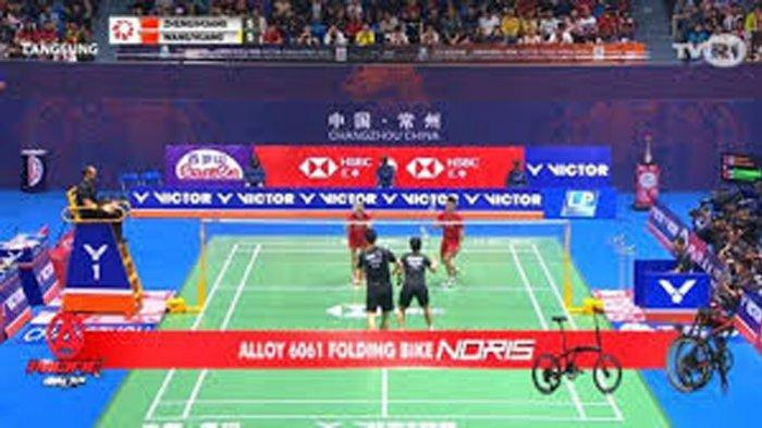 Link Live Streaming Badminton TOYOTA Thailand Open 2021 Badminton Catat Jadwal TOYOTA Thailand Open