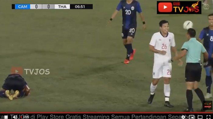 Hasil Kamboja Vs Thailand di Semifinal Piala AFF U-22, Penentu Lawan Timnas Indonesia di Final