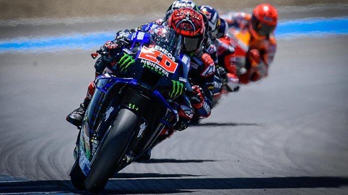LINK Live Streaming MotoGP Trans7 Hari Ini Minggu 9 Mei 2021, Cek Jadwal Live MotoGP Prancis 2021