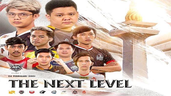 UPDATE Jadwal MPL Season 7 Pekan Kedua - Laga Berat RRQ Hoshi Vs ONIC dan BTR, Alter Ego dan EVOS?