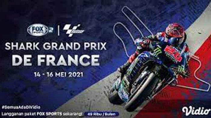 Link Live Streaming Siaran Langsung Motogp Perancis 2021 Sesi Latihan Bebas Moto Gp Hari Ini