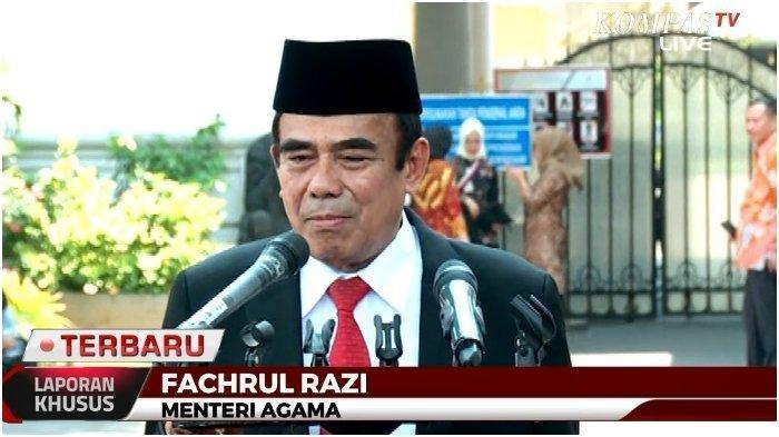 Hasil Sidang Isbat Lebaran Idul Fitri 2020 Diumumkan Menteri Agama Live TVRI, TvOne dan KompasTV
