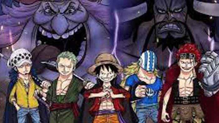 Link Manga One Piece 1011 Sub Indo Baca Komik One Piece Episode 1011 Sub Indo Rilis Minggu 25 April