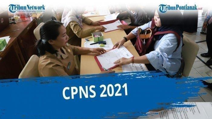 LINK Pendaftaran CPNS 2021, Daftar CPNS 2021 Hari Ini Terakhir Pendaftaran CPNS