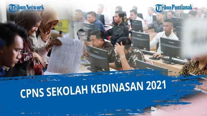 TAHAPAN Jadwal Pendaftaran dan Formasi CPNS 2021, Daftar Online hingga Seleksi di sscasn.bkn.go.id
