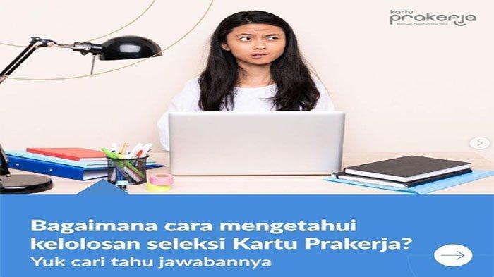 Link Prakerja Gelombang 20 di www.prakerja.go.id - Berikut Cara Gampang Lolos Daftar Kartu Prakerja