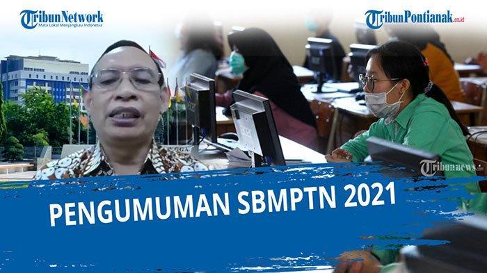Link Sertifikat Hasil UTBK 2021 Lihat Hasil Pengumuman SBMPTN 2021 Login http://sbmptn.untan.ac.id