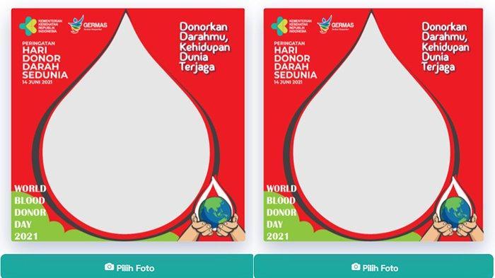 LINK TWIBBON DONOR DARAH, Ajak Masyarakat Kampanye Hidup Sehat dan Peduli Kebutuhan Darah Segar