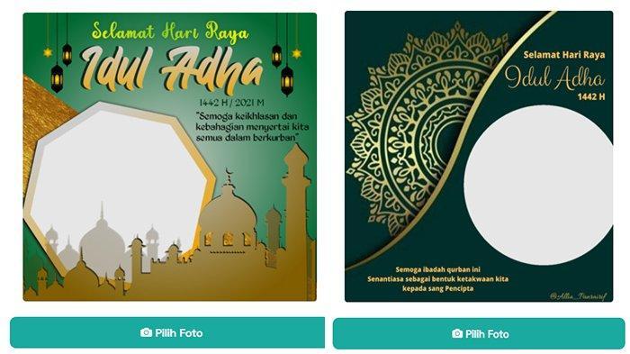 LINK TWIBBON Selamat Hari Raya Idul Adha, Sunnah Apa Saja Sebelum Sholat Ied?