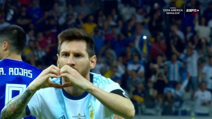 Lionel Messi Cetak Gol, Argentina Tetap Diujung Tanduk, Ini Skenario Peluang Tim Tango Lolos