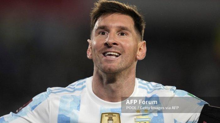 Lionel Messi Pecahkan Rekor Pele di Hasil Kualifikasi Piala Dunia 2022 Tadi Malam