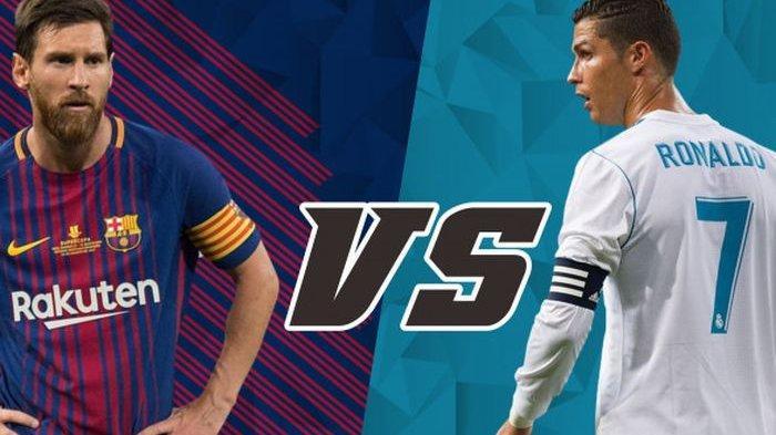 Kalah Telak dari Brazil di Semifinal Copa America - Meme Lionel Messi Vs Ronaldo Jadi Trending Topic