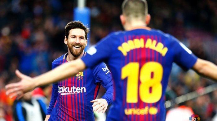 Barcelona vs Levante: Lionel Messi Satu Gol Satu Asis, El Barca Menang 3-0