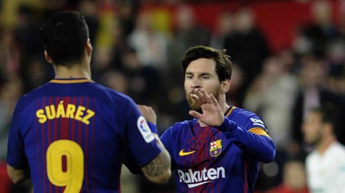 Live Streaming Barcelona vs Atletico Madrid - Cek Link Line up & Live Score Barcelona vs Atletico