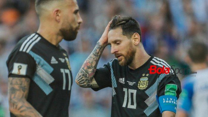 Prediksi Argentina vs Nigeria dan Jadwal Siaran Langsung Piala Dunia 2018