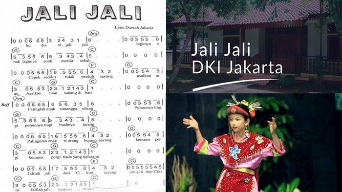 LIRIK Lagu Jali - jali, Musik Pengiring Lagu Jali-jali dan Lagu Jali-jali Bertujuan Untuk ?