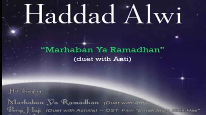Lirik Lagu Marhaban Ya Syahro Ramadhan Ya Syahro Syiam, Download Lagu Ramadhan