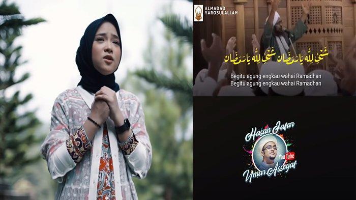 Lirik Syirillah Ya Ramadhan Versi Sabyan, Hasan Jafar Umar Assegaf & Almadad Yarosullah