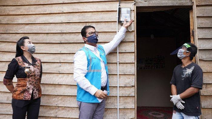 Bantu Korban Bencana hingga Pemasangan Listrik Gratis, CSR PLN Tembus Angka Rp 2,9 Miliar