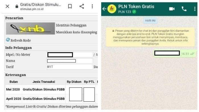 Token Pulsa Gratis PLN Agustus 2020, Ayo Klaim Listrik Gratis www.layanan.pln.co.id & WhatsApp PLN