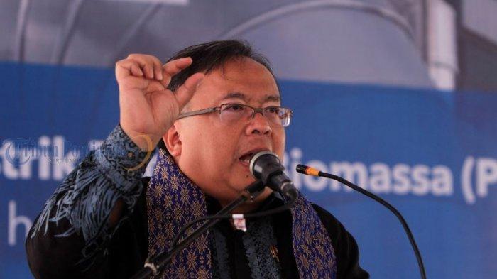 Menteri Riset dan Teknologi Tinjau Fasilitas Riset Litbang LAPAN