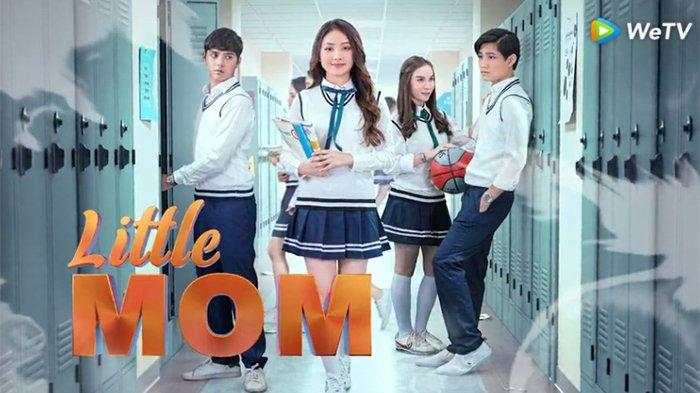 TRAILER Little Mom Episode 7, Keenan Tak Menyerah Rebut Hati Naura, Lahirnya Anak Naura