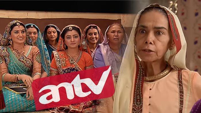 LIVE ANTV Sekarang Balika Vadhu Hari Ini Anandi Dipaksa Berhenti Ngajar, Link Mivo.com & VisionPlus