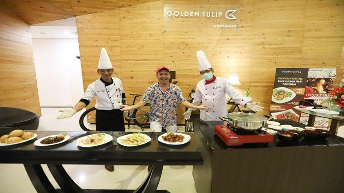 Hotel Golden Tulip Pontianak Atur Strategi Penjualan Saat New Normal