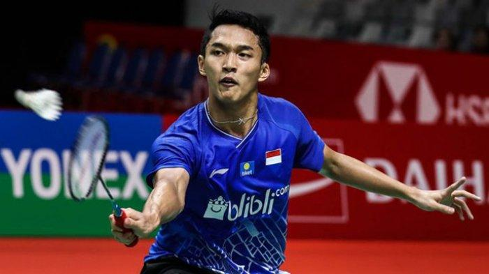 J. Christie Olympic Games Tokyo 2020 Jojo Badminton, Pantau Hasil Bulutangkis Olimpiade Hari Ini