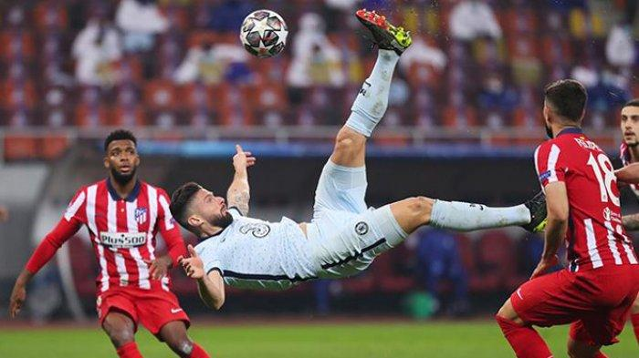 Live Hasil ChelseavsAtletico Madrid Leg 2 Liga Champion Cek Daftar Tim Lolos 8 Besar Liga Champion