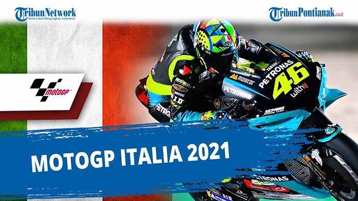 LIVE Race MotoGP Italia 2021 Nanti Malam di Trans7 & Update Hasil MotoGP Hari Ini