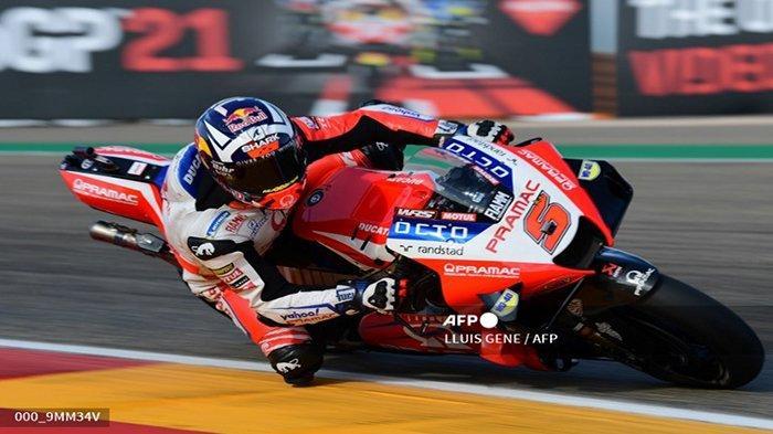 Live Hasil FP4 MotoGP Hari Ini Sesi Latihan Bebas Gran Premio TISSOT de Aragón