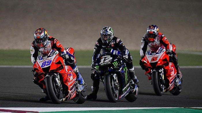HASIL Latihan Bebas 2 MotoGP Hari Ini FP2 MotoGP Portugal, Update Jadwal MotoGP Portugal 2021 Trans7
