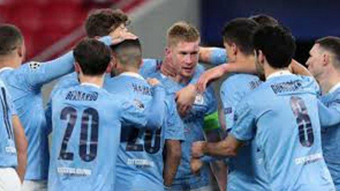 HASIL Lengkap Liga Champions Tadi Malam Rabu 17 Maret 2021 Real Madrid & M City Lolos Babak 8 Besar