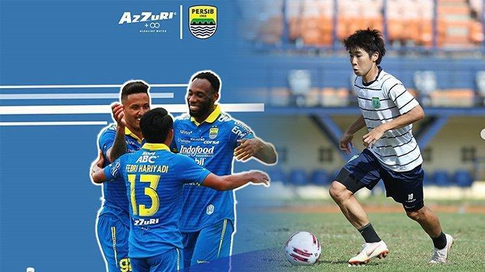 LIVE HASIL Persib Vs Persela Shopee Liga 1 2020, Aksi Geoffrey Castillion | Nick Kuipers Dikartu