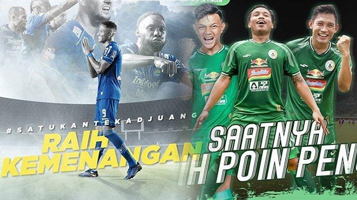 LIVE Hasil Persib Vs PSS Liga 1 2020, Gol Cepat Berbalas Comeback | Panggung Legiun Asing