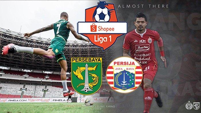 Hasil Liga 1 Persija Vs Persebaya Update | Osvaldo Haay Gol Cepat, Diogo Campos Hancurkan Tuan Rumah