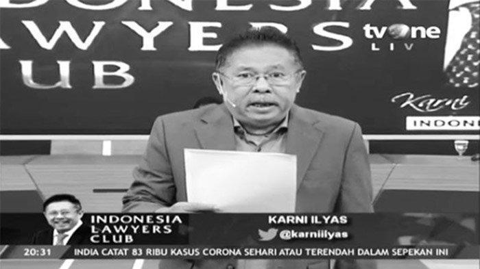 ACARA Tv One Sekarang Live Streaming ILC Tv One Hari Ini Siaran ILC TvOne Live, Setahun Jokowi-Maruf