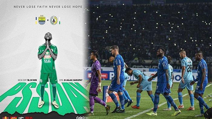 UPDATE Skor Persib Vs PSS Shopee Liga 1 2020   Baru 2 Menit, Maung Bandung Dikejutkan Gol Cepat