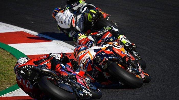LIVE JADWAL MotoGP 2021 Hari Minggu di MotoGP Trans7 - Cek Hasil dan Klasemen MotoGP Terbaru