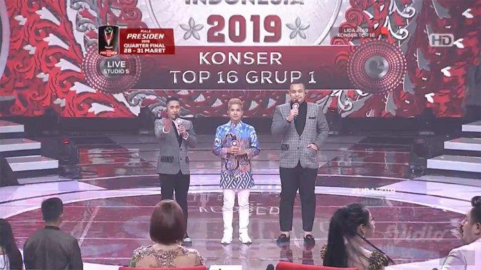 LIVE LIDA Indosiar Konser Grup 1 Top 16! Sumut, Jateng, Bengkulu & Maluku Utara, Siapa Tersenggol?