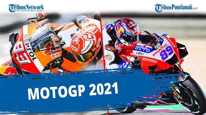 LIVE STREAMING MotoGP Trans7 Hari Ini Sedang Berlangsung, Link Hasil MotoGP Portugal 2021 & Klasemen