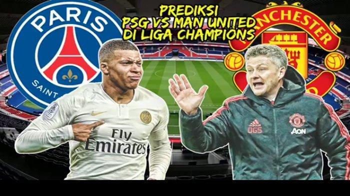 Siaran Langsung Manchester United vs PSG dan Update Klasemen Liga Champions Grup 'Neraka' H