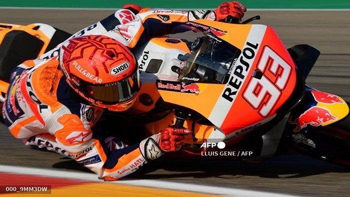 Live Race MotoGP Hari Ini Seri ke-13 Gran Premio TISSOT de Aragón di Trans7