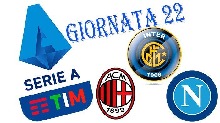 Live Rcti Liga Italia Serie A Giornata 22 Malam Ini Udinese Vs Inter Hingga Sampdoria Vs Napoli Tribun Pontianak
